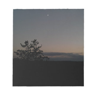 Bloc-note Clair de lune