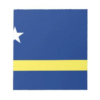 Bloc-note Coût bas ! Le Curaçao diminuent