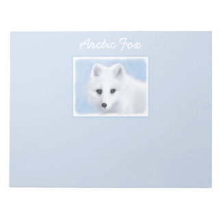 Bloc-note Fox arctique
