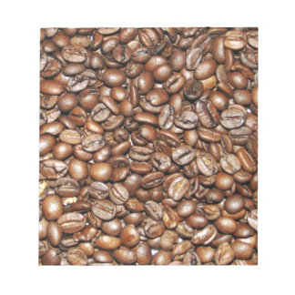 Bloc-note Grains de café