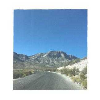 Bloc-note Jours chauds de désert