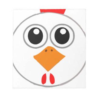 Bloc-note M. Chickenz Merchandise