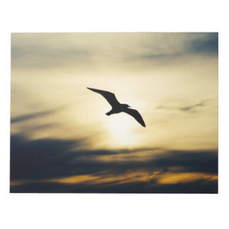 Bloc-note Oiseau en vol
