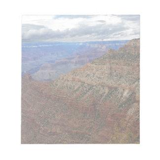 Bloc-note Parc national Arizona Etats-Unis de canyon grand