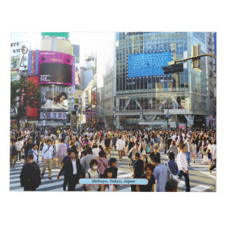 Bloc-note Shibuya, Tokyo, Japon
