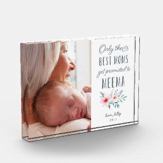 Bloc Photo Seulement les meilleures mamans obtiennent