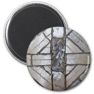 Blocs humides de machine à paver de pierre aimant