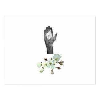 Bloemen Briefkaart