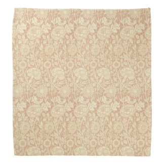 Bloemen Patroon door William Morris - Bandana