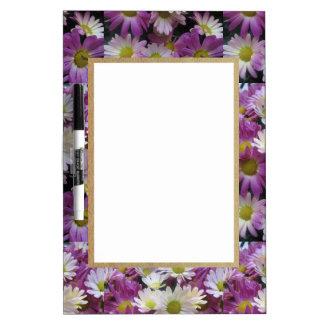 Bloemen van de Tuin LasVegas de V.S. Amerika van Whiteboard