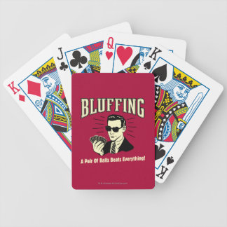 Bluffer : Battements de boules de paires tout Jeux De Cartes