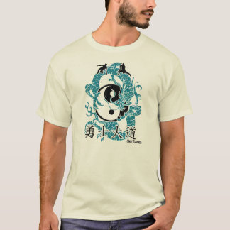 Blvd. Strijders Yin Yang - het Aroma van de Cultus T Shirt
