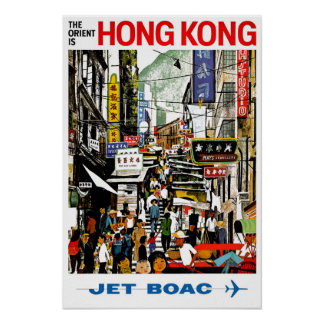 BOAC - Hong Kong