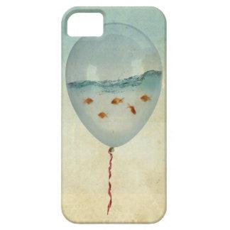Bocal ballon poisson étui iPhone 5