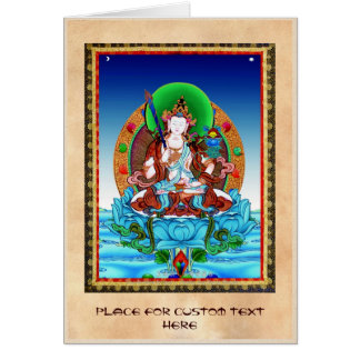 Bodhisattva frais Mahasattva d'Akasagarbha de Carte