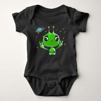 Body Alien ultra mignon de bébé