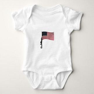Body Américain Gunflag