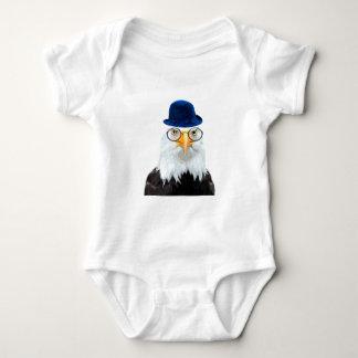 Body Animal drôle mignon d'aigle pour le bébé/enfants