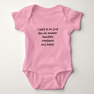 Body Aspie aiment la maman