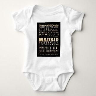 Body Attractions et endroits célèbres de Madrid,