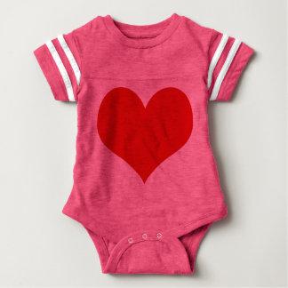 Body bébé de coeur