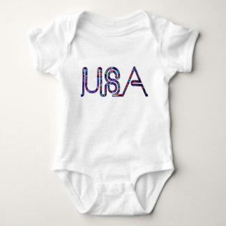 Body Bébé des Etats-Unis