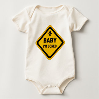 Body bébé je m'ennuie