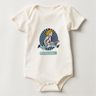 Body Bizapalooza Rockstar Creeper Baby