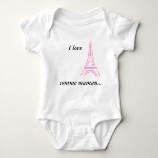 Body Body- I love Paris comme maman
