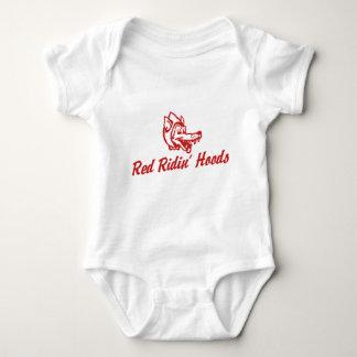 Body Capots rouges de Ridin
