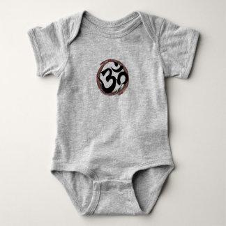 Body Cercle d'ohm de zen de bébé