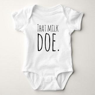 Body Cette daine de lait