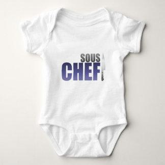Body Chef bleu de Sous
