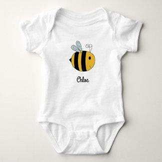 """Body Chemise de bébé """"d'abeille de bébé"""""""