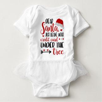 Body Chère chemise de Noël de Père Noël