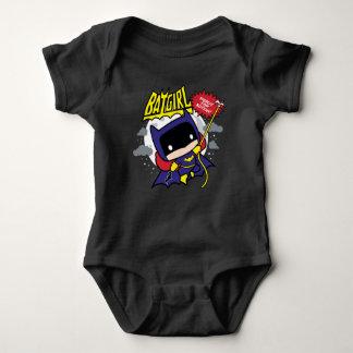 Body Chibi Batgirl prêt pour l'action