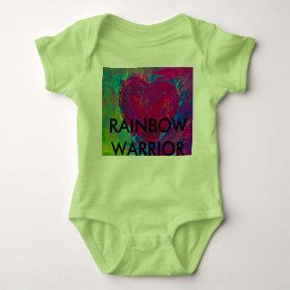 Body Coeur abstrait de Rainbow Warrior