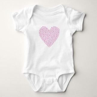 Body Coeur BabyWEAR d'IMHM