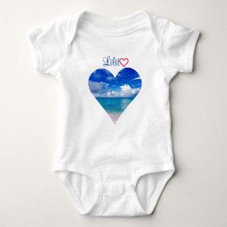 Body Coeur de l'océan | du costume | de corps du bébé |