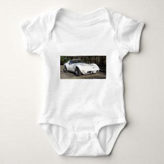 Body Combinaison 1975 de bébé de Corvette