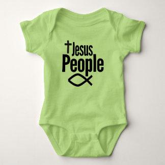 Body Combinaison adorable de bébé de personnes de Jésus