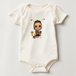 Body Combinaison de bébé de reine des abeilles