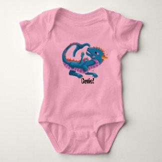 Body Combinaison de dragon de bébé de Cutie