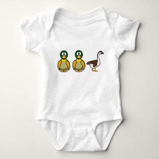 Body Combinaison d'oie de canard de canard