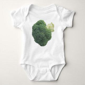 Body Combinaison du Jersey de bébé de brocoli