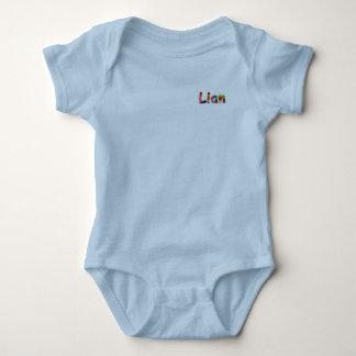 Body Combinaison du Jersey de bébé de Lian