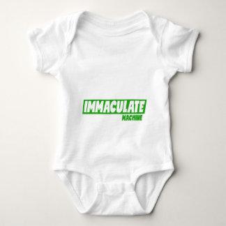 Body Combinaison du Jersey de bébé - machine impeccable