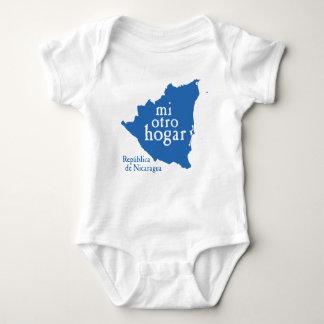 Body Combinaison NICARAGUA du Jersey de bébé