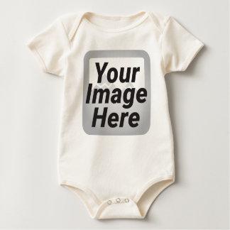 Body Combinaison organique de bébé