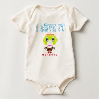 Body Combinaison organique de bébé pour le favorable à